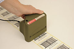 Point of sale barcode verifier
